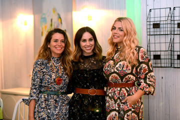 Busy Philipps Create & Cultivate And Mastercard Intimate Dinner