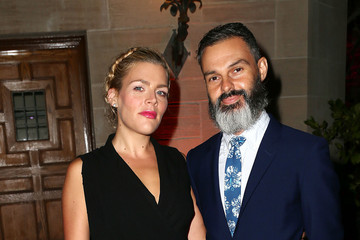 Busy Philipps Marc Silverstein LAXART's 1st Biannual Gala
