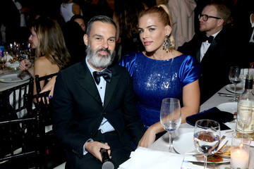 Busy Philipps Marc Silverstein Paul Mitchell Presents the 2017 Baby2Baby Gala - Inside