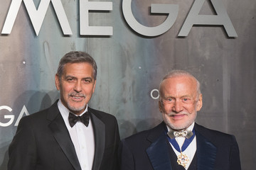 Buzz Aldrin Lost in Space - Anniversary party