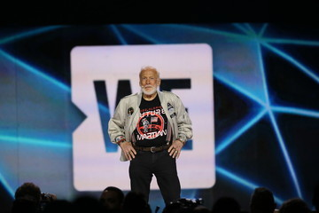 Buzz Aldrin Russell Wilson, Pete Carroll, Doug Baldwin, Lily Collins, Allen Stone, Grace VanderWaal And More Come Together At WE Day Seattle To Celebrate Young People Changing the World