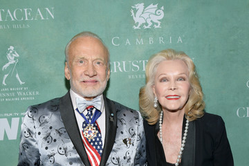 Buzz Aldrin 11th Annual Women In Film Pre-Oscar Cocktail Party Presented By Max Mara And Lancome