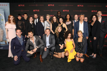 "Byron Mann World Premiere of the Netflix Original Series ""Altered Carbon"""