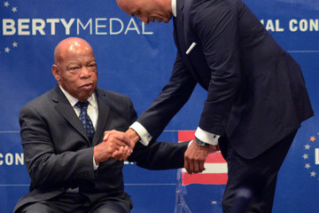 Byron Pitts National Constitution Center's 2016 Liberty Medal Ceremony Honors Rep. John Lewis