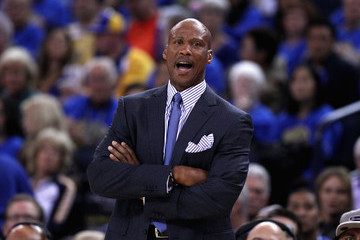 Byron Scott Los Angeles Lakers v Golden State Warriors