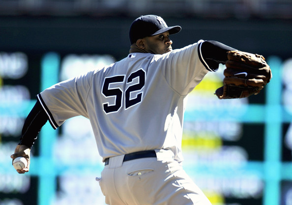 C.C. Sabathia - New York Yankees v Minnesota Twins