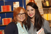 Author Caroline Manzo and guest attend C. Wonder Celebrates Mother's Day and Caroline Manzo's Let Me Tell You Something Book Launch at C. Wonder on May 1, 2013 in New York City.