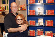 Author Caroline Manzo and her husband Albert Manzo attend C. Wonder Celebrates Mother's Day and Caroline Manzo's Let Me Tell You Something Book Launch at C. Wonder on May 1, 2013 in New York City.