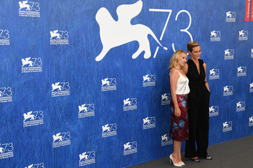 Cécile de France 'The Young Pope' Photocall - 73rd Venice Film Festival