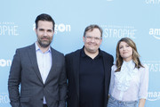 Andy Richter and Rob Delaney Photos Photo