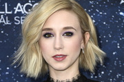 """Taissa Farmiga attends CBS All Access New Series """"The Twilight Zone"""" Premiere at the Harmony Gold Preview House and Theater on March 26, 2019 in Hollywood, California."""