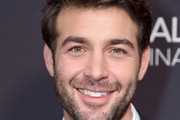"""Actor James Wolk attends the New York premiere of CBS All Access' """"Tell Me A Story"""" at Metrograph on October 23, 2018 in New York City."""