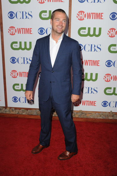 Actor Chris O'Donnell arrives at the TCA Party for CBS, The CW and Showtime held at The Pagoda on August 3, 2011 in Beverly Hills, California.