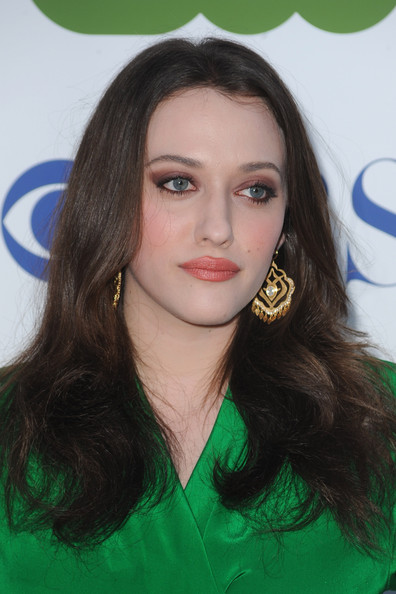 Actress Kat Dennings arrives at the TCA Party for CBS, The CW and Showtime held at The Pagoda on August 3, 2011 in Beverly Hills, California.