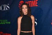 Actress Alana De La Garza attends CBS' 2015 Summer TCA party at the Pacific Design Center on August 10, 2015 in West Hollywood, California.