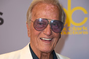 "Pat Boone attends CBS' ""The Carol Burnett Show 50th Anniversary Special"" at CBS Televison City on October 4, 2017 in Los Angeles, California."