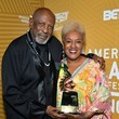 CCH Pounder American Black Film Festival Honors Awards Ceremony - Backstage