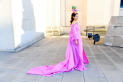 Veronica Webb attends the CFDA Fashion Awards at the Brooklyn Museum of Art on June 03, 2019 in New York City.