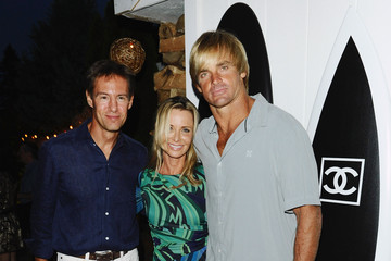 "John Galantic CHANEL J12 Marine and Laird Hamilton Host Dinner to Celebrate ""The Wave"""