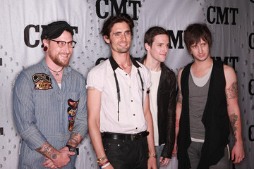 Chris Gaylor CMT Artists Of The Year 2011 - Arrivals