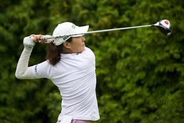 Shi Hyun Ahn CN Canadian Womens Open - Round One
