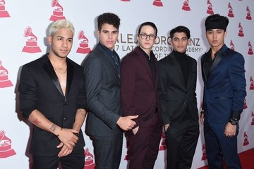 CNCO 2017 Person of the Year Gala Honoring Alejandro Sanz - Arrivals