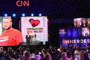 Christopher Meloni speaks onstage during CNN Heroes 2017 at the American Museum of Natural History on December 17, 2017 in New York City. 27437_017