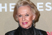 Actress Tippi Hedren attends the CNN Heroes: An All Star Tribute at The Shrine Auditorium on December 2, 2012 in Los Angeles, California.