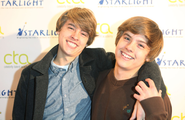 CTA And Starlight Foundation Host Dylan And Cole Sprouse Masterclass - Arrivals