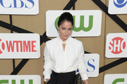 Robin Tunney attends the CW, CBS And Showtime 2013 Summer TCA Party on July 29, 2013 in Los Angeles, California.