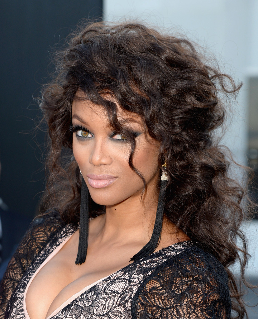 Tyra Banks Show: CW, CBS And Showtime 2013