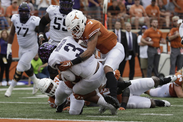 Caden Sterns TCU v Texas