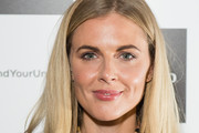 Donna Air attends the Cafe Nespresso Soho Launch Party at Cafe Nespresso on July 11, 2017 in London, England.