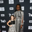 Cailey Fleming 'The Walking Dead' Premiere And Party