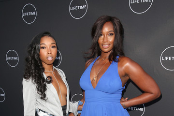 Cairo Peele Lifetime's New Docuseries 'Growing Up Supermodel's' Exclusive LIVE Viewing Party Hosted by Andrea Schroder