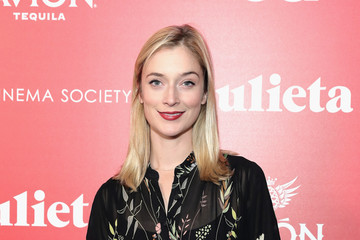 Caitlin Fitzgerald The Cinema Society With Avion and GQ Host a Screening of Sony Pictures Classics' 'Julieta' - Arrivals