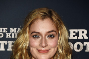 """Caitlin Fitzgerald RLJE Films' """"The Man Who Killed Hitler And Then Bigfoot"""" Premiere -  Arrivals"""