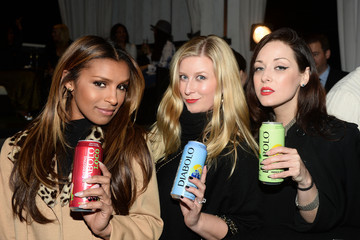 Caitlin Monahan IceLink Generation 6TZ Watch Collection Launch Party With Whitney Port