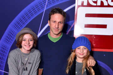 Caitlin Willow Meyer 'Big Hero 6' Premieres in Hollywood