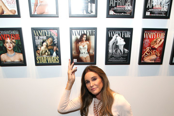 Caitlyn Jenner Vanity Fair And The Ritz-Carlton Celebrate The Opening Of Vanity Fair: Hollywood Calling
