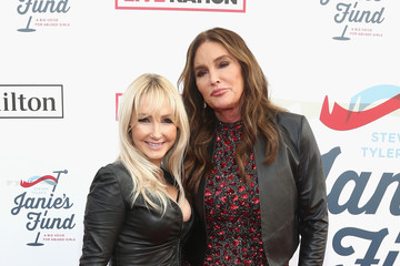 Caitlyn Jenner Steven Tyler's 2nd Annual Grammy Awards Viewing Party To Benefit Janie's Fund Presented By Live Nation - Red Carpet