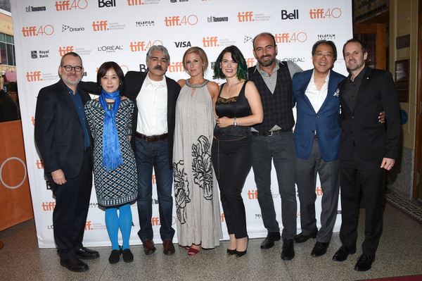 "2015 Toronto International Film Festival - ""The Music of Strangers: Yo-Yo Ma And The Silk Road Ensemble"" Photo Call"