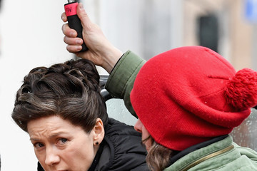 Caitriona Balfe Filming Of Netflix Series 'Outlander' Takes Place In Glasgow