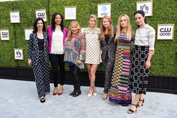 Caity Lotz The CW Network's Fall Launch Event - Arrivals