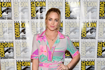 Caity Lotz Comic-Con International 2017 - DC's 'Legends Of Tomorrow' Press Line