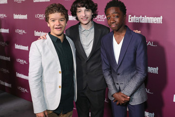 Caleb McLaughlin 2017 Entertainment Weekly Pre-Emmy Party - Red Carpet