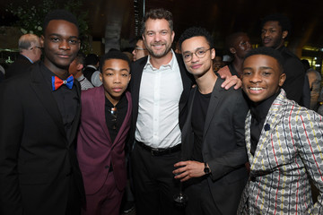 Caleel Harris Ethan Herisse World Premiere Of Netflix's 'When They See Us'