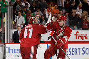 Mike Smith and Keith Yandle Photos Photo