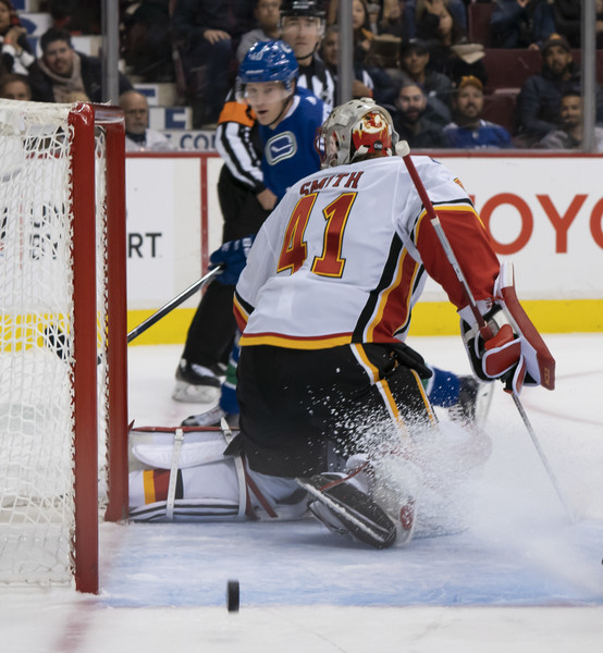 Calgary Flames vs. Vancouver Canucks