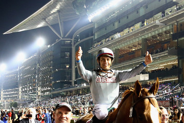 California Chrome Dubai World Cup